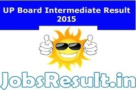 UP Board 12th Result 2015 Declared on 17th May upresults.nic.in | JobsResult.in | Scoop.it