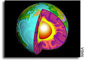 New Evidence for Oceans of Water Deep in the Earth | Astrobiology | Scoop.it