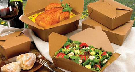Catering Containers by Fold-Pak   Food Boxes & To-Go Containers   Scoop.it