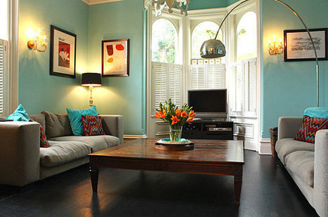 How to Choose Paint Colors and Strategies | Color for publication design | Scoop.it