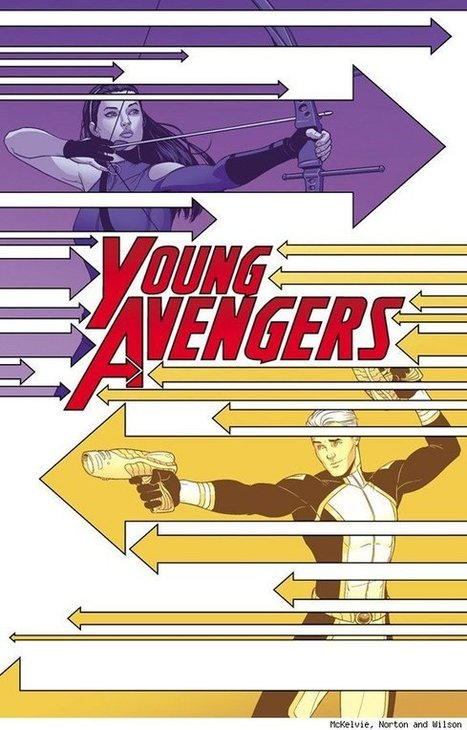 New Power Generation: Talking Sex, Music and 'Young Avengers' with Kieron Gillen & Jamie McKelvie | Comic Books | Scoop.it