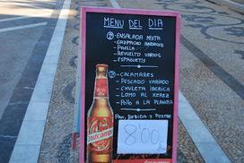 A 3 course meal for €8? The Gusto Guide to Menú del Día | Viajes de mochilero en España | Scoop.it