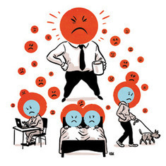 Workplace Rudeness Has a Ripple Effect: Scientific American | Logicamp | Scoop.it