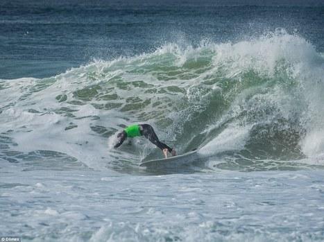 Tony Abbott braves wild surf to raise awaren | Neurological Disorders | Scoop.it
