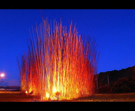 Konstantin Dimopoulos: Pacific Grass   Art Installations, Sculpture, Contemporary Art   Scoop.it