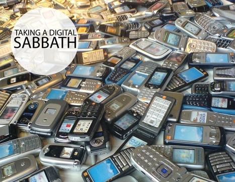 Should You Take a Digital Sabbath?   Youth Ministry Media   interlinc   Scoop.it