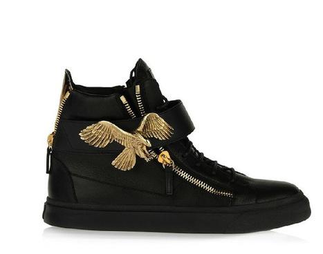 Buy Men's Giuseppe Zanotti Eagle Design Strap Sneaker With Discount Price | Giuseppe Zanotti Sneakers | Scoop.it