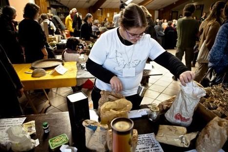 Jardinier résistant, échange graines de laitues contre plants de tomates   Actualité de l'économie sociale et solidaire   Scoop.it