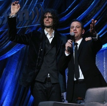 WATCH: Howard Stern Birthday Bash 2014 - FULL VIDEO! | Gossip ... | Howard Stern | Scoop.it