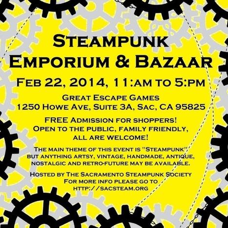 Steampunk Emporium & Bazaar - Dieselpunks | Just Put Some Gears on It | Scoop.it