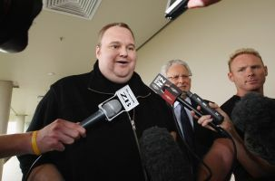 Megaupload founder Kim Dotcom scores a win in US copyright case - GlobalPost | International Aspects of Publishing, Intellectual Property and the Law | Scoop.it