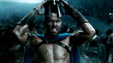 300: Rise of an Empire Workout | Athleticism | Scoop.it
