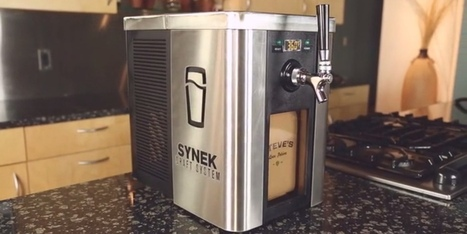 The Keurig of Craft Beer is a real thing | The Weird, Strange and Bizarre | Scoop.it
