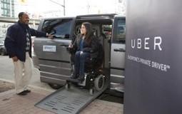 Introducing the new uberWAV | Accessible Travel | Scoop.it