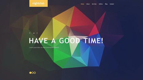 20+ Attractive WordPress Templates with Parallax Effect | wpfreeware | Scoop.it