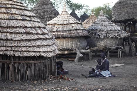 South Sudanese Village   They Poured Fire on Us From the Sky - Sudan   Scoop.it