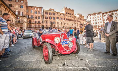 AD ANDREA VESCO E ANDREA GUERINI ((FIAT 508 S BALILLA) IL 28° GRAN PREMIO NUVOLARI | OLD CAR & funs | Scoop.it