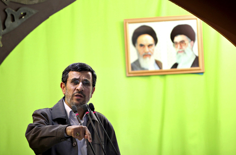 After 8 defiant years, Ahmadinejad leaves Iran isolated and cash-strapped   Politics & Science   Scoop.it