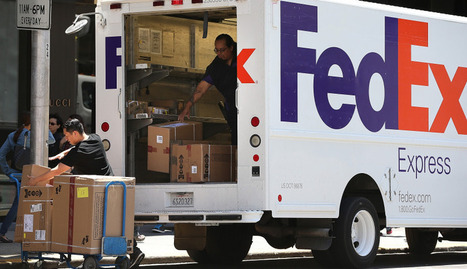 Wage Watch: Court ruling could upend FedEx's business model | corp camp | Scoop.it