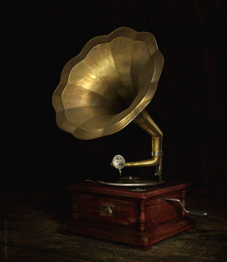 National Museum of Australia - What is this? Gramophone | Changes caused by changing needs | Scoop.it