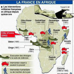 La Françafrique est-elle un acte de condamnation de l'Afrique ? | Actualités Afrique | Scoop.it