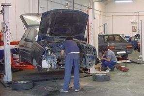 ¿Cuáles son los riesgos laborales derivados de la reparación de vehículos? | Salvador Marco - Jefe de Taller | Scoop.it