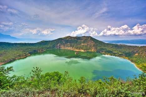 15 of the Most Beautiful Crater Lakes in the World | The Blog's Revue by OlivierSC | Scoop.it