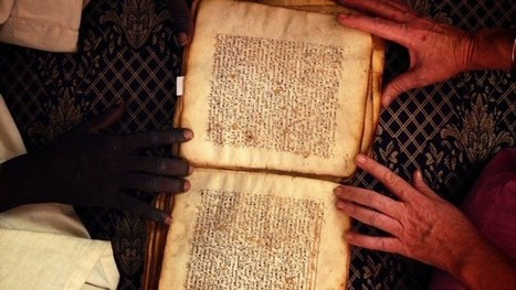 Saved from Islamists, Timbuktu's manuscripts face new threat | Hot Spot Antike-Woman | Scoop.it
