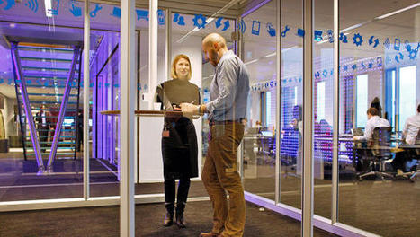 How To Design A Better Office For Both Introverts And Extroverts | HR Technology & Trends | Scoop.it