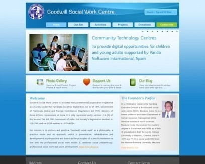 Green Maven - The Green Search Engine - Goodwill Social Work Centre | Introducing Goodwill Social Work Centre,Madurai,India-Inviting Partnership Initiative! | Scoop.it