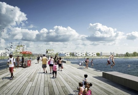 White Arkitekter Wins FAR ROC Design Competition | ArchDaily | Dandydelsur | Scoop.it