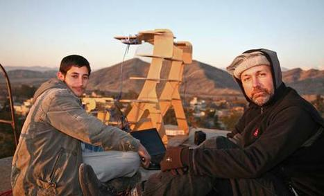 Afghans Build Open-Source Internet From Trash | Information Wants to be Free | Scoop.it