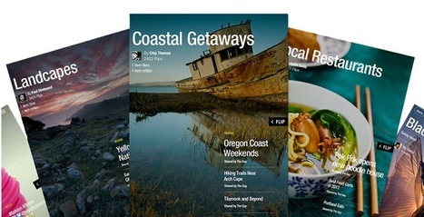 Curate Your Own Magazine with the New Flipboard | K-12 Web Resources | Scoop.it