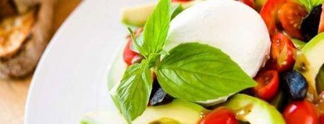 Black Garlic Tricolore Salad - Black Garlic UK | Black Garlic UK | Scoop.it