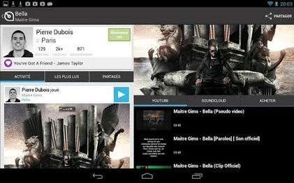 Soundwave - Applications Android sur Google Play | Apk Direct Download | Scoop.it