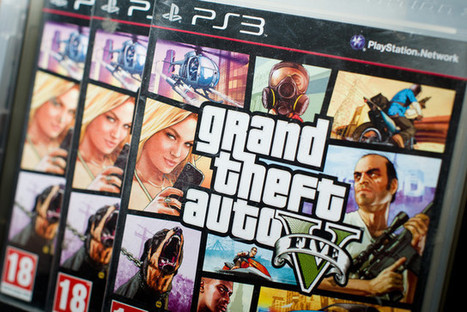 Take-Two Drops Most in 4 Years After Forecast Trails Estimates - Businessweek | Grand Thef Auto | Scoop.it