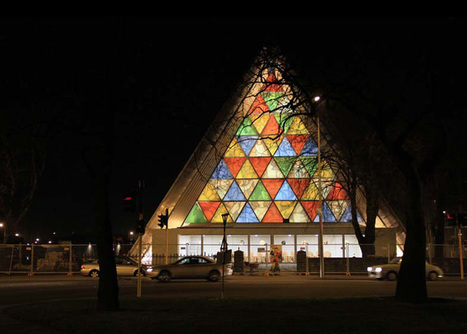 Shigeru Ban completes Cardboard Cathedral in Christchurch | sustainable architecture | Scoop.it