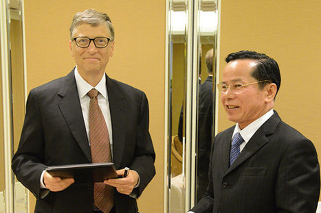 With A Boost From Bill Gates, Vietnam's Entrepreneurs Put Profits Into Philanthropy | Philanthropy for what? | Scoop.it
