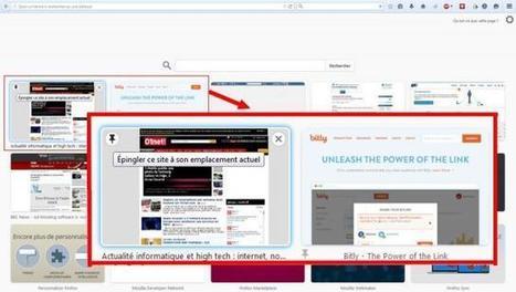 Firefox 36 est disponible et accélère votre accès au Web | Gestion de l'information | Scoop.it