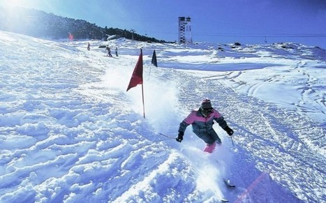 When It's About Snow, Consider These Destinations For Skiing In India   365hops   365 Hops-Adventure Tours   Scoop.it