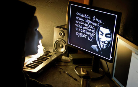 Anonymous Hacktivist Group Now Gunning for Powerful Pedophile Networks - SputnikNews.com | #OpHyacinth | Scoop.it