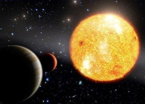 Ένα πλανητικό σύστημα από την Αυγή του Κόσμου   omnia mea mecum fero   Scoop.it