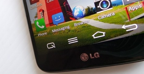 LG G3 detailed with 1440p display in Gold | Mobile IT | Scoop.it