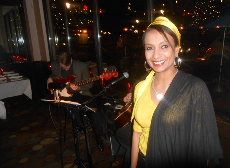 Beena Brandsgard is back and jazzing up Leawood's Carma - The Pitch   OffStage   Scoop.it