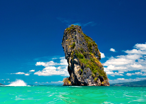 Paradise on the Andaman Sea at Railay Beach | Make a Trip & Travel to the beach. | Scoop.it