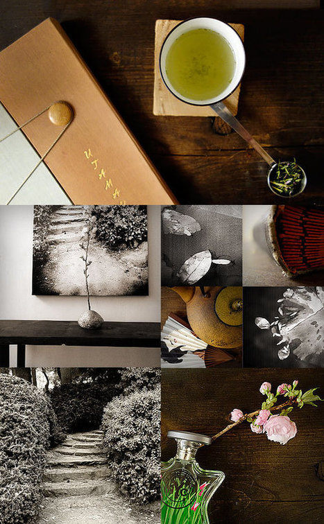 On the Table: Sakura Season Favorites | Art is Everywhere | Scoop.it