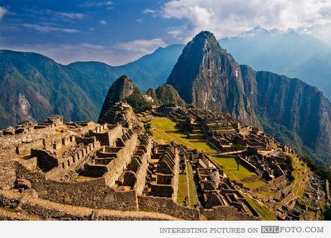 Machu Picchu, Peru   Surreal Places To Visit Before You Die   Logan's Interest   Scoop.it