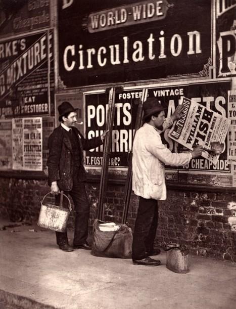 Street Life in London, 1876   GenealoNet   Scoop.it