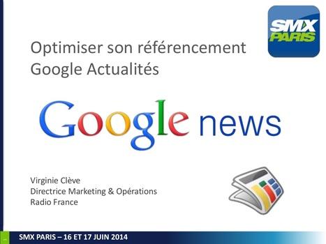 Optimiser son référencement dans Google News | DocPresseESJ | Scoop.it