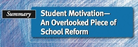 How to Motivate Students - Researched-Based Strategies | Occupy Your Voice! Mulit-Media News and Net Neutrality Too | Scoop.it